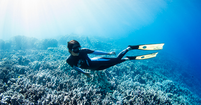 Girls - Get Freediving!