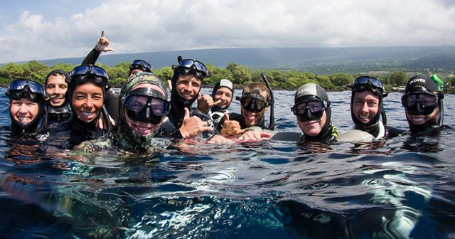 2016 FII Kona Freedivng Camps!